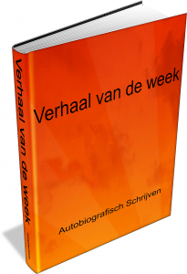 Autobiografisch Schrijven . Verhaal van de week